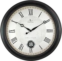 "Grand Roman Numeral 24"" Wall Clock, 86452"