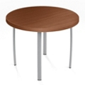 "Aloe 24"" Round End Table, 25633"