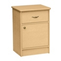 Davis Bedside Cabinet with Door, 25649