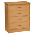 Davis Four Drawer Dresser, 25652