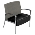 Aloe Extra-Wide Guest Chair, 25691