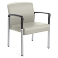Guest Chair in Vinyl, 25750