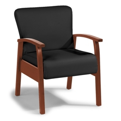 Flexsteel ComfortFlex Low-Back Guest Chair, 25765