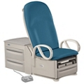 Access High-Low Exam Table in Cal-133 Compliant Vinyl, 25835