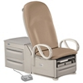 Deluxe Access High-Low Exam Table in Cal-133 Compliant Vinyl, 25838