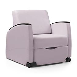 Three Position Vinyl Sleep Chair, 26108