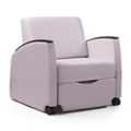 Three Position Vinyl Sleep Chair, 26108