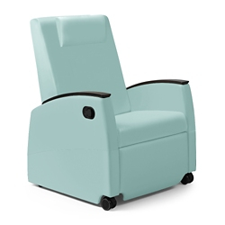 Vinyl Recliner with Removable Cover, 26113