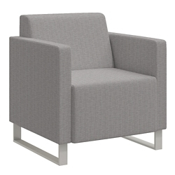"Behavioral Health Lounge Chair - 23""W, 26128"