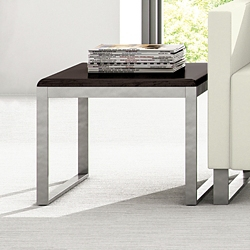 """Behavioral Health Thermofoil End Table - 16""""H, 26132"""
