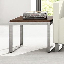 """Behavioral Health Thermofoil Coffee Table - 16""""H, 26133"""