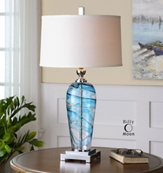 "Table Lamp- 32""H, 90988"