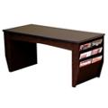 "Coffee Table with Magazine Rack - 46.5""W, 26246"