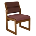Armless Guest Chair with Sled Base, 26252