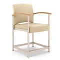 Polyurethane Hip Chair with Metal Frame, 26320