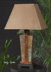 """Buffet Lamp- 29""""H, 92467"""