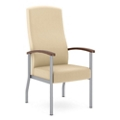 Polyurethane Flex Back Patient Chair with Metal Frame, 26325