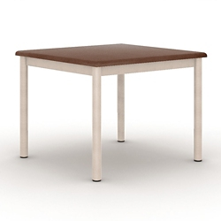 "Veneer End Table - 21"" x 21"", 26332"