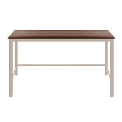 "Compact Veneer Greeter's Desk - 48""W, 26336"