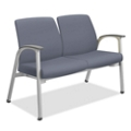 Vinyl Two Seater with Wall-Saver Legs, 26338