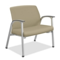 Vinyl Bariatric Chair with Wall-Saver Legs, 26339