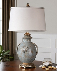 "Table Lamp- 28.5""H, 92473"