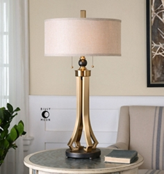 "Table Lamp- 32.75""H, 92480"