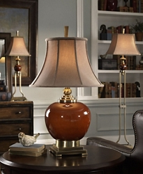"""Table Lamp- 31""""H, 92482"""