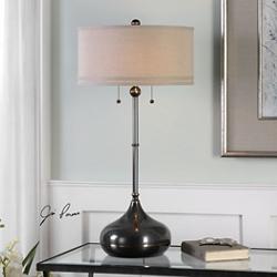 Bronze Table Lamp, 82475