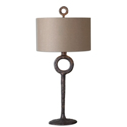 Cast Iron Table Lamp, 82479