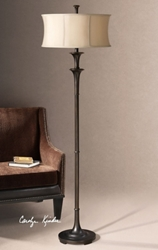 Oil Rubbed Bronze Floor Lamp, 82482