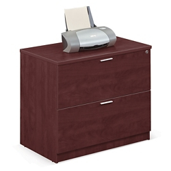 "Solutions Two Drawer Lateral File - 36""W, 30009"