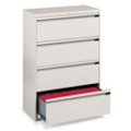 "36"" Wide Four-Drawer Lateral File, 30361"