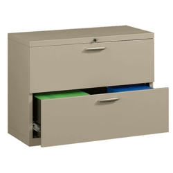 """42"""" Wide Lateral File with Two Drawers, 30560"""