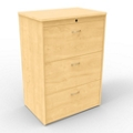 "30.75""W Three Drawer Lateral File, 30592"