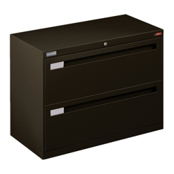 "Spectrum Two Drawer Lateral File - 36""W, 30760"