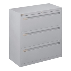 Spectrum Three Drawer Lateral File 36 W