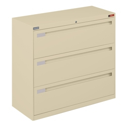 "Spectrum Three Drawer Lateral File - 42""W, 30765"