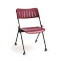 Plastic Mobile Armless Nesting and Stacking Chair, 51069