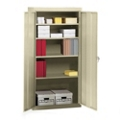 "Heavy Duty Supply Cabinet - 36""W x 18""D x 72""H, 31109"