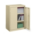 "Three Shelf Storage Cabinet - 42""H, 31216"