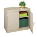 """Desk Height Steel Storage Cabinet- 36""""W, 31235"""