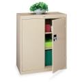 Counter Height Steel Storage Cabinet, 31236