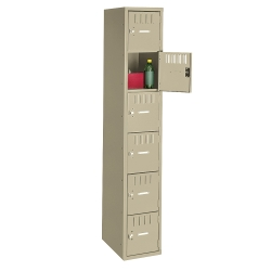 Six Tier Box Locker Set, 31244