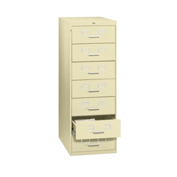 Seven Drawer Card File, 31450