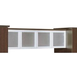 Wall Mounted Overhead Hutch - Fully Assembled, 31601