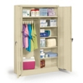 "48""W x 24""D x 78""H Jumbo Combination Storage Cabinet, 31725"