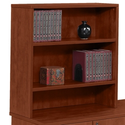 Hutch for Two Drawer Lateral File, 31759
