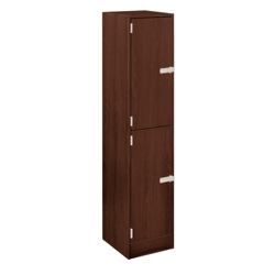 2-Person Single Locker in Elegant Laminate, 31894
