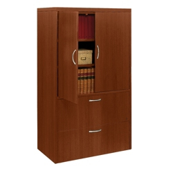 Storage Cabinet with Lateral File, 31979